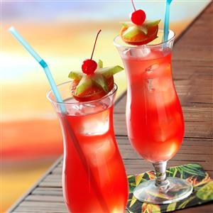 Passion Fruit Hurricanes Recipe