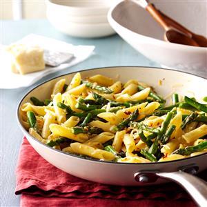 Pasta with Asparagus Recipe