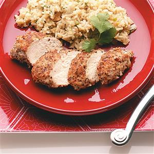 Pat's Pecan Chicken Recipe