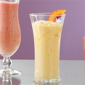 Peach Citrus Smoothies Recipe