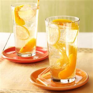 Peach Wine Coolers Recipe