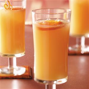 Peachy Navel Recipe