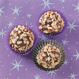 Peanut Butter Coconut Balls Recipe