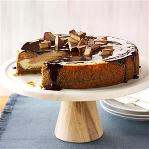 Peanut Butter Cup Cheesecake Recipe