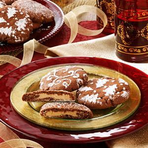 Peanut Butter-Filled Cookies Recipe