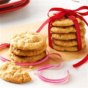 Peanut Butter Maple Cookies Recipe