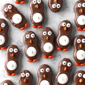 Peanut Butter Penguins Recipe