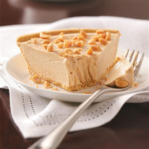 Peanut Butter Silk Pie Recipe