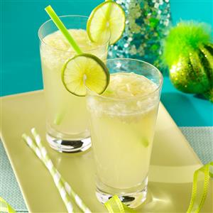 Pear Ginger Mojito Recipe