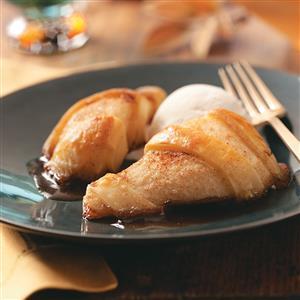 Pear-adise Spice Twists Recipe