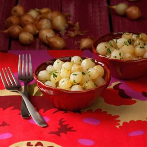 Pearl Onions Recipe