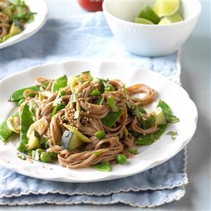 Peas Please Asian Noodles Recipe