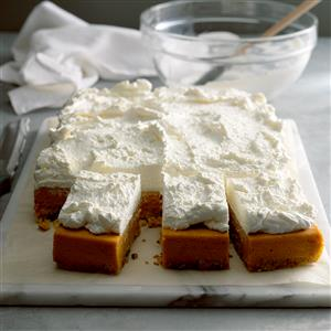 Pecan Pumpkin Dessert Recipe