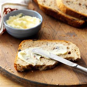 Pecan Raisin Bread Recipe