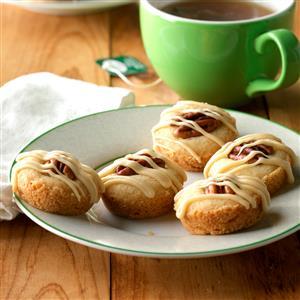 Pecan Shortbread Tea Cakes Recipe