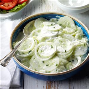 Pennsylvania Dutch Cucumbers Recipe