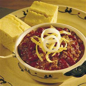 Peoria Chili Recipe