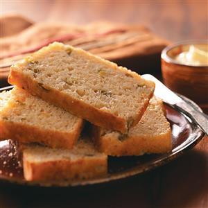 Pepper Cheese Bread Recipe