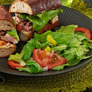 Pepperoncini Arugula Salad Recipe
