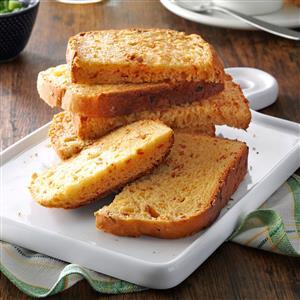 Pepperoni Cheese Bread Recipe