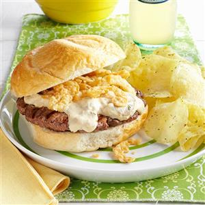 Philly Burger Recipe