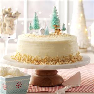 Pineapple & Macadamia Nut Cake Recipe