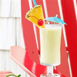 Pineapple Colada Shake Recipe