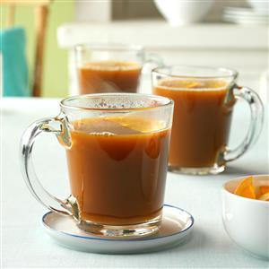 Pineapple-Orange Spiced Tea Recipe