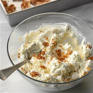 Pineapple Pretzel Fluff Recipe