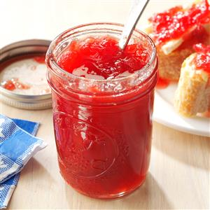 Pineapple-Rhubarb Jam Recipe