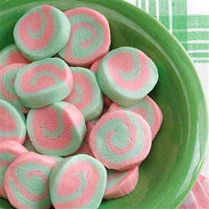 Pinwheel Mints Recipe