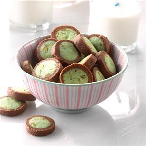 Pistachio Buttons Recipe
