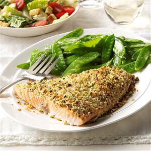 Pistachio Salmon Recipe