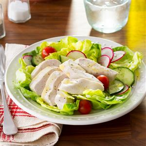 Poached Chicken Recipe