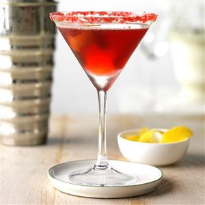 Pomegranate Cosmo Recipe