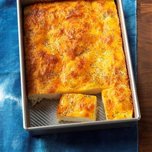 Poppy Seed Cheese Bread Recipe