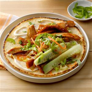 Pork Banh Mi Wraps Recipe