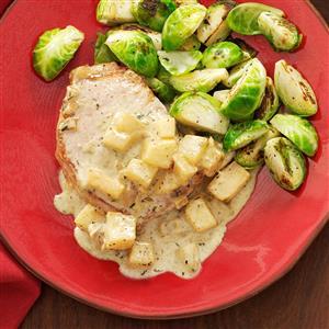 Pork Chops Normandy Recipe
