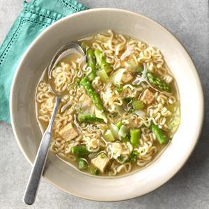 Pork Noodle Soup Recipe