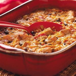 Pork and Green Chili Casserole Recipe