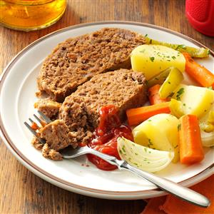 Pot Roast Meat Loaf