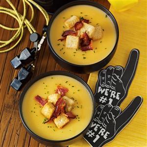 Potato Beer Cheese Soup Recipe
