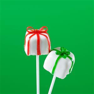 Present Cake Pops Recipe