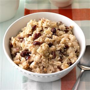 Pressure Cooker Cherry & Spice Rice Pudding Recipe