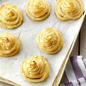 Pretty Duchess Potatoes Recipe