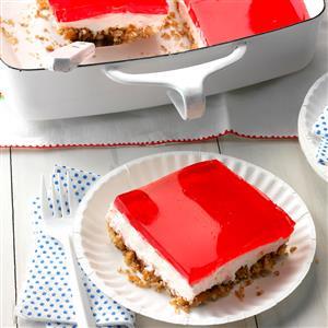 Pretzel Jell-O Dessert Recipe