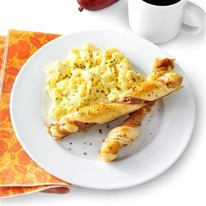 Prosciutto Breadsticks Recipe