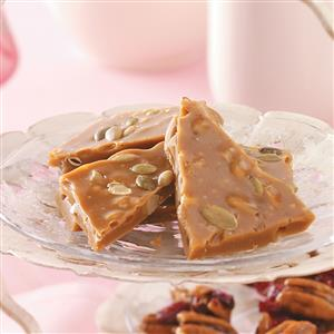 Pumpkin Seed Toffee Recipe