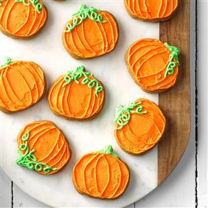 Pumpkin Spice Cutouts Recipe