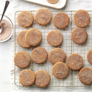 Pumpkin-Spice Sugar Cookies Recipe